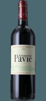 AROMES DE PAVIE - SECONDO VINO DEL CHÂTEAU PAVIE 2012