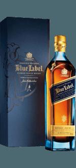 JOHNNIE WALKER BLUE LABEL - ASTUCCIATIO