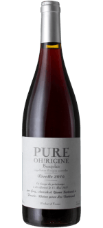 PURE OH ! RIGINE 2017 - LES BERTRAND