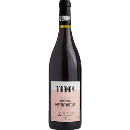 SHAY'S FLAT VINEYARD 2013 - SHIRAZ - DOMAINE TOURNON by M. CHAPOUTIER