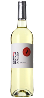 ARBOUSIER BLANC 2017 - CAVE DE L'ESTABEL