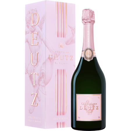 CHAMPAGNE - DEUTZ BRUT ROSE