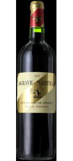 LAGRAVE-MARTILLAC 2015 - SECONDO VINO Chateau LATOUR-MARTILLAC