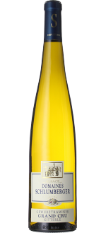 GEWURZTRAMINER GRAND CRU KITTERLE 2012 - DOMAINE SCHLUMBERGER