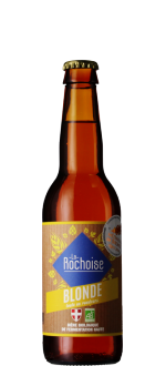 LA ROCHOISE BLONDE 33CL - BIRRIFICIO LA ROCHOISE