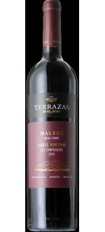 TERRAZAS DE LOS ANDES - SINGLE VINEYARD MALBEC LAS COMPUERTAS 2014