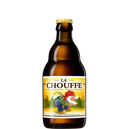 LA CHOUFFE 33CL- BIRRIFICIO D'ACHOUFFE
