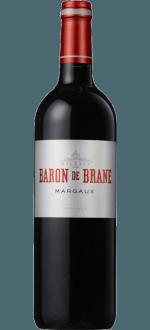 BARON DE BRANE 2015 - SECONDO VINO DEL CHATEAU DE BRANE CANTENAC