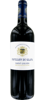 PAVILLON DU GLANA 2016 - SECONDO VINO DEL CHATEAU GLANA