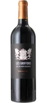 LES GRIFFONS 2015 - SECONDO VINO DI CHATEAU PICHON BARON DE LONGUEVILLE