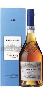 COGNAC GRANDE CHAMPAGNE DELAMAIN - PALE & DRY X.O - EN ETUI