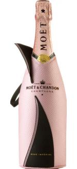 CHAMPAGNE MOET & CHANDON IMPERIAL - BRUT ROSE - EN ETUI ISOTHERME