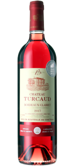 CHATEAU TURCAUD BORDEAUX CLAIRET 2017