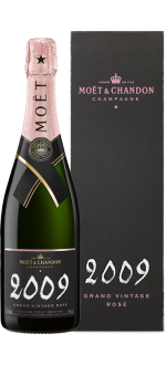 GRAND VINTAGE ROSE 2009 ASTUCCIATO - CHAMPAGNE MOET ET CHANDON