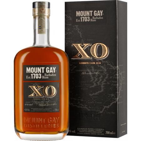 RUM MOUNT GAY XO - EN ETUI