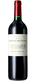 CHATEAU DU GLANA 2012