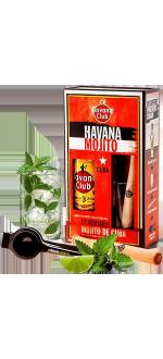 HAVANA CLUB - COFANETTO REGALO MOJITO - RUM 3 ANS