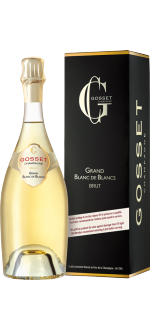 CHAMPAGNE GOSSET - GRAND BLANC DE BLANCS