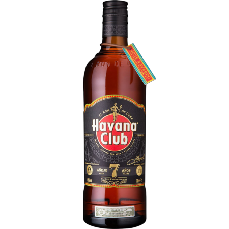 HAVANA CLUB - RUM 7 ANS