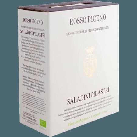 BIB - ROSSO PICENO 2017 - SALADINI PILASTRI