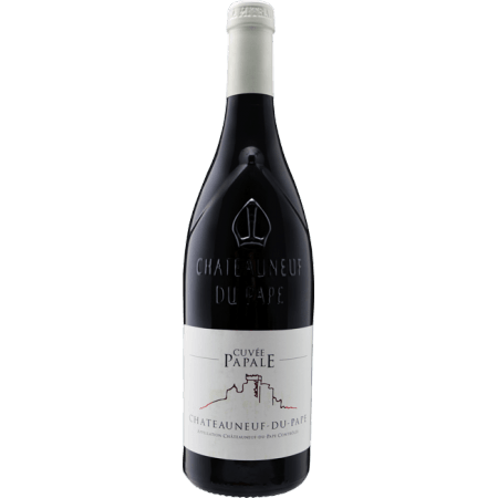 CHATEAUNEUF-DU-PAPE 2016 CUVEE PAPALE - PAUL JOURDAN