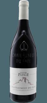 CHATEAUNEUF-DU-PAPE 2016 CUVEE PAPALE - PAUL JOURDAN
