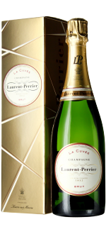 CHAMPAGNE LAURENT PERRIER - LA CUVEE - IN ASTUCCIO