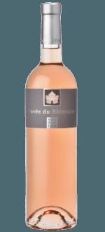 CUVEE DU BATONNIER ROSE 2018 - DOMAINE DE VALDITION