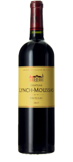 CHATEAU LYNCH-MOUSSAS 2015 - 5EME CRU CLASSE