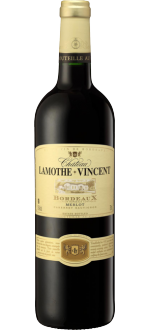 CHATEAU LAMOTHE-VINCENT ROUGE 2017