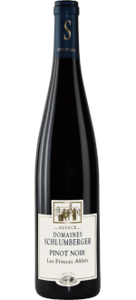 PINOT NOIR 2016 - LES PRINCES ABBES - DOMAINE SCHLUMBERGER