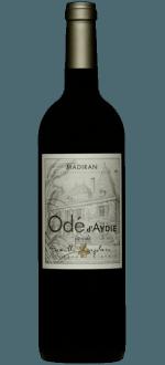 MADIRAN ODE D'AYDIE 2016 - CHATEAU D'AYDIE