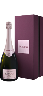 CHAMPAGNE KRUG - ROSE - COFANETTO DELUXE EDITION 22