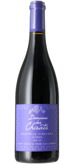 SYRAH - DOMAINE LES CHIRATS 2016 - YVES CUILLERON & JEFF COHN