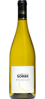 REUILLY BLANC 2018 - DOMAINE JM SORBE
