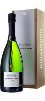 CHAMPAGNE BOLLINGER - LA GRANDE ANNEE 2008 - EN COFANETTO REGALO