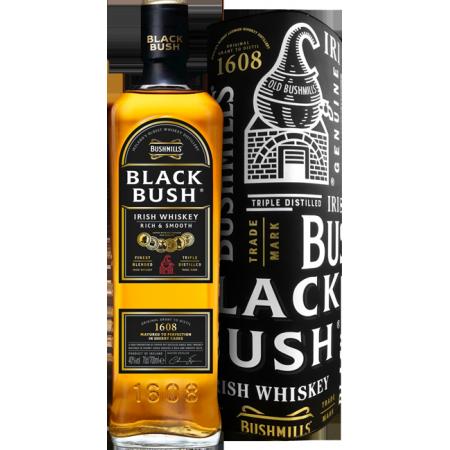 BUSHMILLS - BLACK BUSH - ASTUCCIATIO