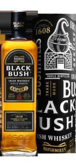 BUSHMILLS - BLACK BUSH - EN ETUI