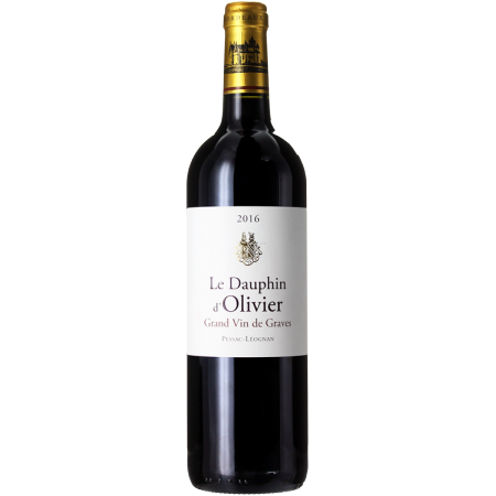 DAUPHIN D'OLIVIER 2016 - SECONDO VINO DEL CHÂTEAU OLIVIER