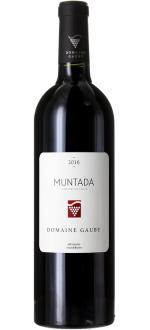LA MUNTADA 2016 - DOMAINE GAUBY