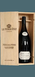 MAGNUM COFANETTO DI LEGNO SANCERRE MEGALITHE 2015 - DOMAINE DE LA PERRIÈRE