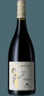 COTE ROTIE - BELLISSIMA 2017 - DOMAINE LOUIS CHEZE
