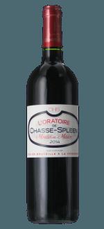 L'ORATOIRE DE CHASSE-SPLEEN 2016 - SECONDO VINO DEL CHATEAU CHASSE-SPLEEN