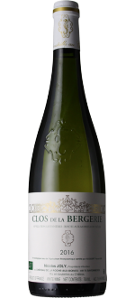 CLOS DE LA BERGERIE 2018 - COULEE DE SERRANT Vino Bianco / Francia / Loira / Savennières Roche aux Moines AOC / 15,5 % vol / 100% Chenin
