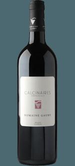 LES CALCINAIRES 2018 - DOMAINE GAUBY