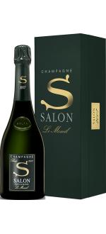 CHAMPAGNE SALON - BLANC DE BLANCS - S 2007 - LE MESNIL - COFANETTO DELUXE
