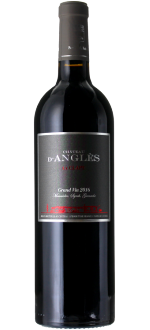 LA CLAPE GRAND VIN ROUGE 2016 - CHATEAU D'ANGLES