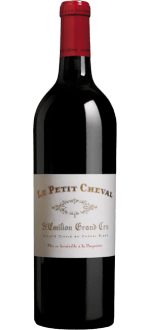 LE PETIT CHEVAL 2014 - SECONDO VINO DEL CHATEAU CHEVAL BLANC