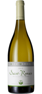 SAINT-ROMAIN BLANC 2016 - ALEX GAMBAL