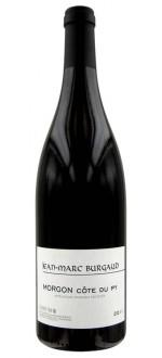 MORGON COTE DE PY 2011 - JEAN-MARC BURGAUD (France - Vin Beaujolais - Morgon AOC - Vin Rouge - 0,75 L)